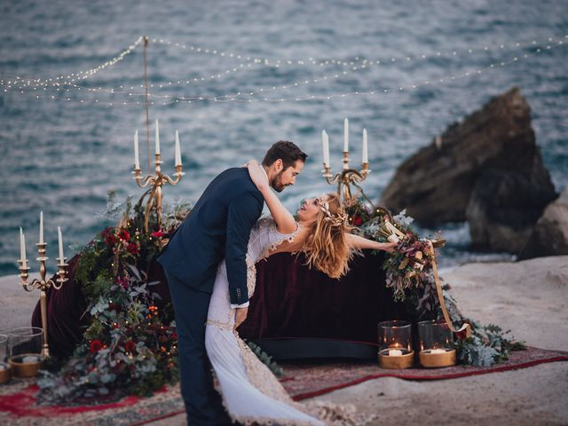 La boda de Juan Carlos y Esther en Aguamarga, Almería 187