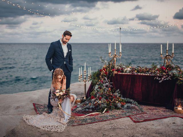La boda de Juan Carlos y Esther en Aguamarga, Almería 192