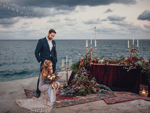 La boda de Juan Carlos y Esther en Aguamarga, Almería 193