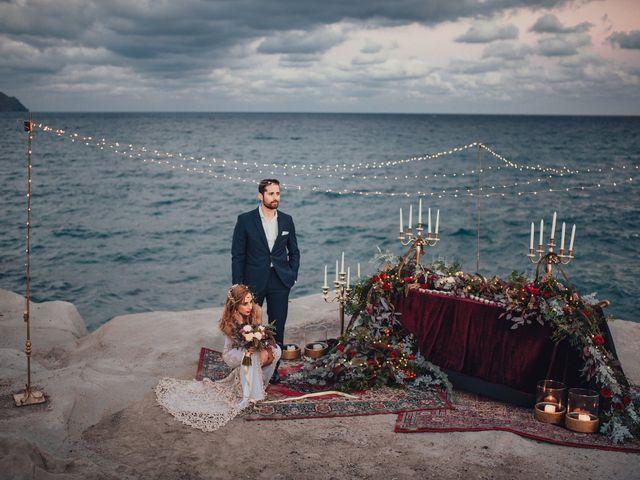 La boda de Juan Carlos y Esther en Aguamarga, Almería 194