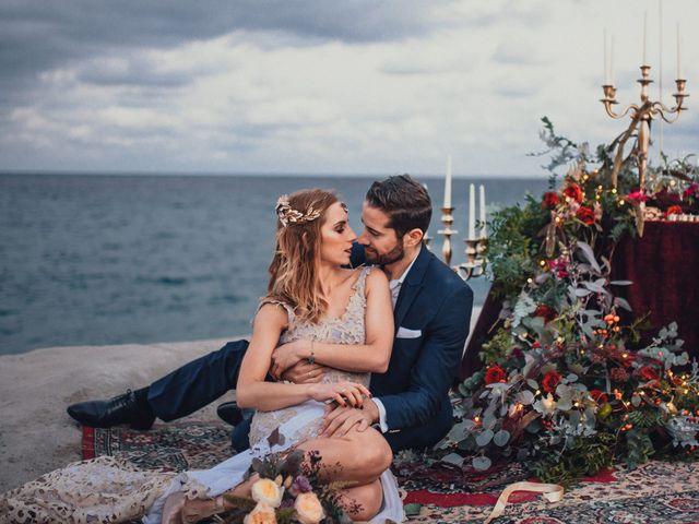 La boda de Juan Carlos y Esther en Aguamarga, Almería 195