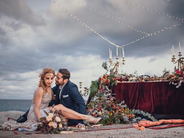 La boda de Juan Carlos y Esther en Aguamarga, Almería 196