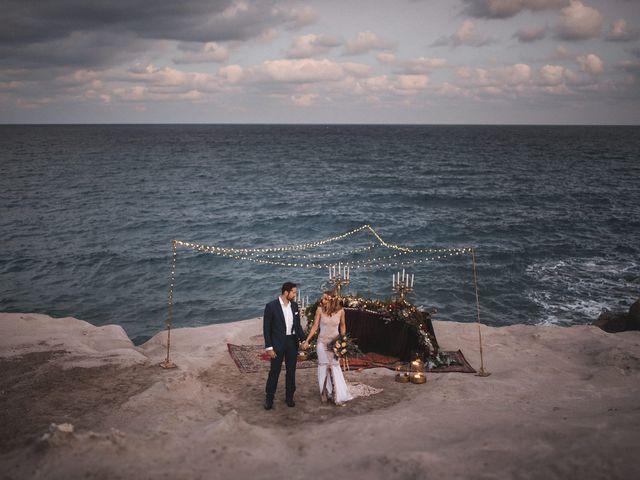 La boda de Juan Carlos y Esther en Aguamarga, Almería 200