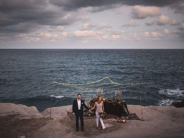 La boda de Juan Carlos y Esther en Aguamarga, Almería 201