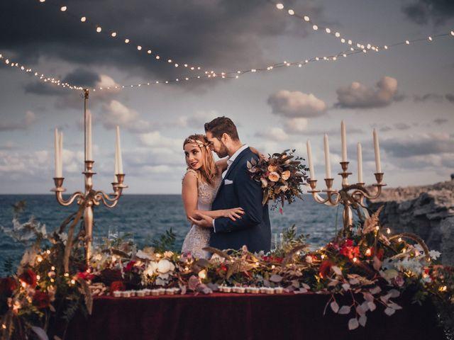 La boda de Juan Carlos y Esther en Aguamarga, Almería 203