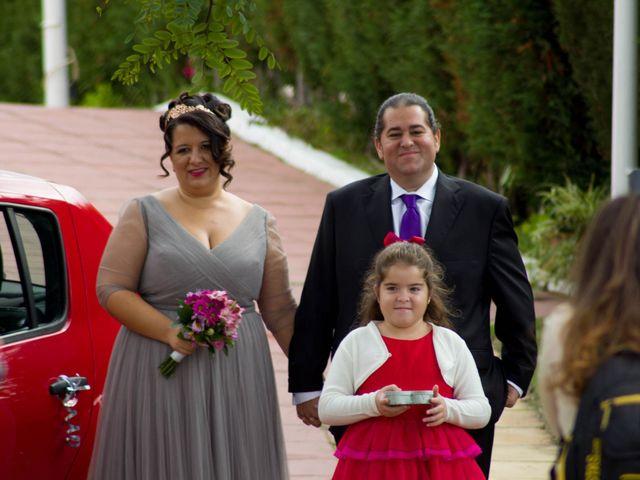 La boda de Ángel y Maite en Huelva, Huelva 3