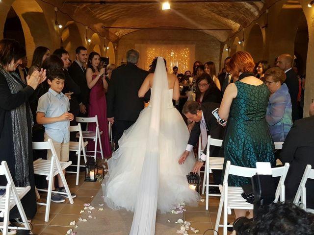 La boda de Nuria y Miguel Angel en Masquefa, Barcelona 2