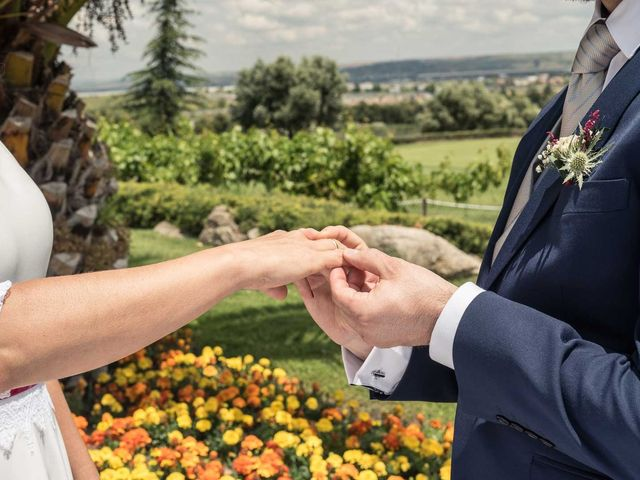La boda de Hugo y Beatriz en Madrid, Madrid 31