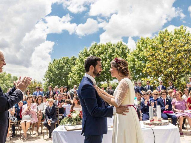 La boda de Hugo y Beatriz en Madrid, Madrid 1