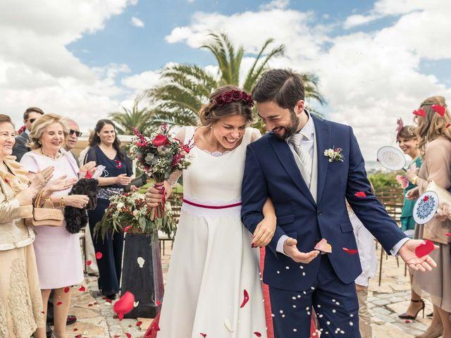 La boda de Hugo y Beatriz en Madrid, Madrid 34