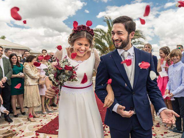 La boda de Hugo y Beatriz en Madrid, Madrid 35