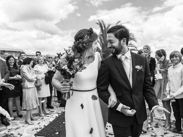 La boda de Hugo y Beatriz en Madrid, Madrid 36