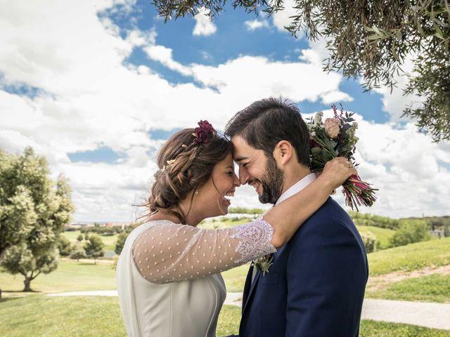 La boda de Hugo y Beatriz en Madrid, Madrid 2