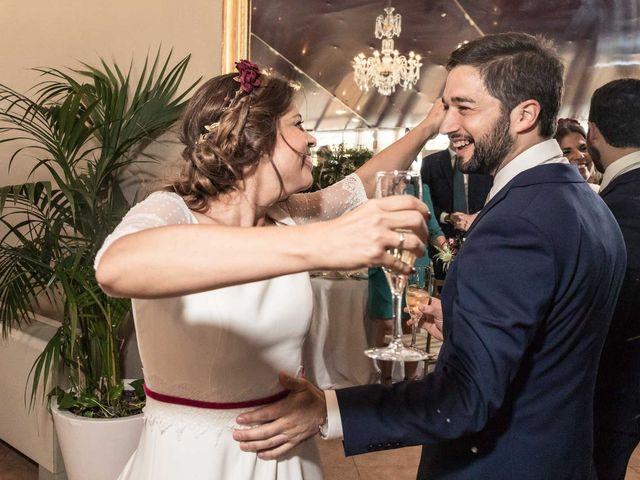 La boda de Hugo y Beatriz en Madrid, Madrid 55