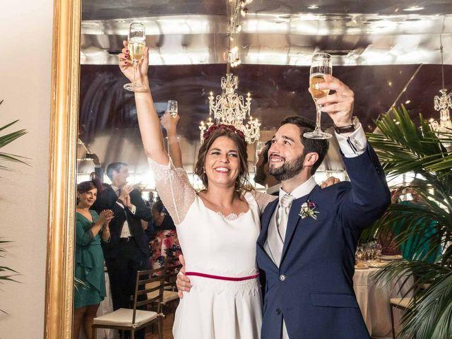 La boda de Hugo y Beatriz en Madrid, Madrid 56