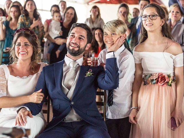 La boda de Hugo y Beatriz en Madrid, Madrid 62