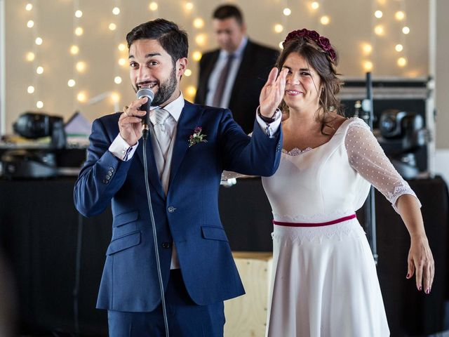 La boda de Hugo y Beatriz en Madrid, Madrid 65