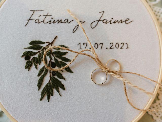 La boda de Jaime y Fátima en Jarandilla, Cáceres 7