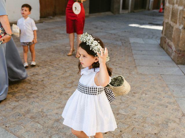 La boda de Jaime y Fátima en Jarandilla, Cáceres 20