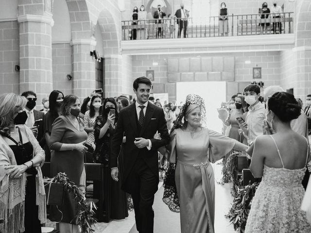 La boda de Jaime y Fátima en Jarandilla, Cáceres 21