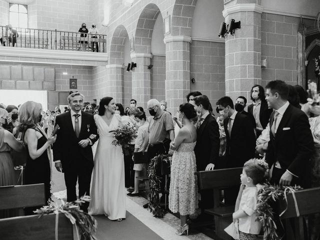 La boda de Jaime y Fátima en Jarandilla, Cáceres 23
