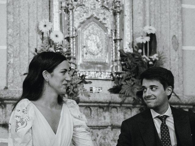 La boda de Jaime y Fátima en Jarandilla, Cáceres 25