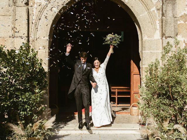 La boda de Jaime y Fátima en Jarandilla, Cáceres 29