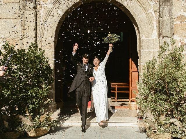 La boda de Jaime y Fátima en Jarandilla, Cáceres 30
