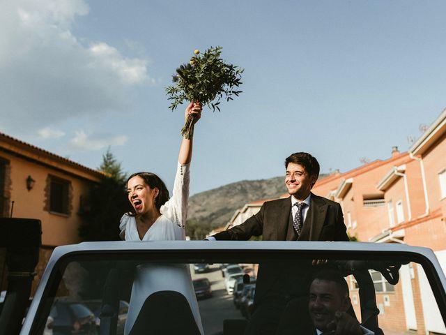 La boda de Jaime y Fátima en Jarandilla, Cáceres 32