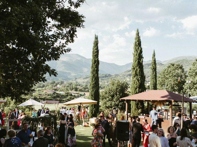 La boda de Jaime y Fátima en Jarandilla, Cáceres 47