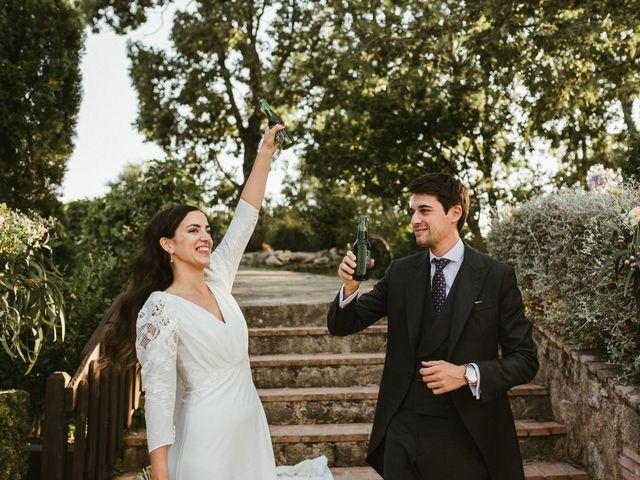 La boda de Jaime y Fátima en Jarandilla, Cáceres 50