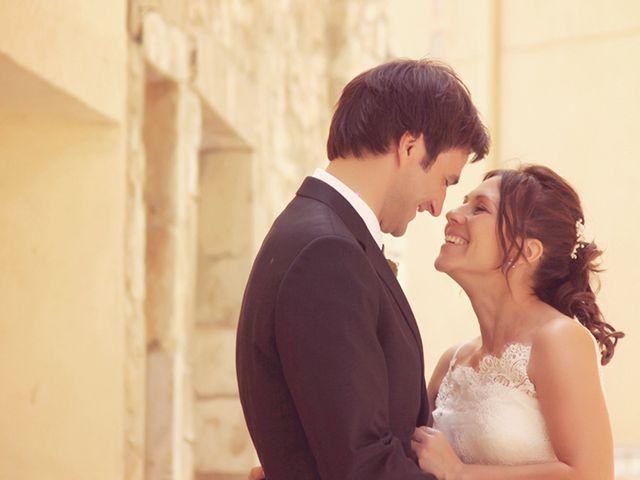 La boda de Tània y Pep