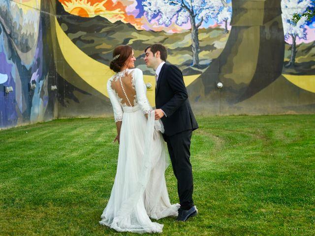 La boda de Natalia y Miguel Angel en Elciego, Álava 18