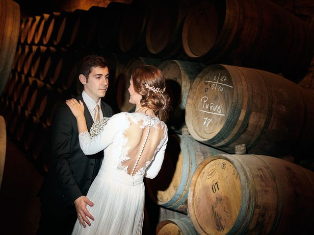 La boda de Natalia y Miguel Angel en Elciego, Álava 23