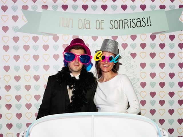 La boda de Natalia y Miguel Angel en Elciego, Álava 34