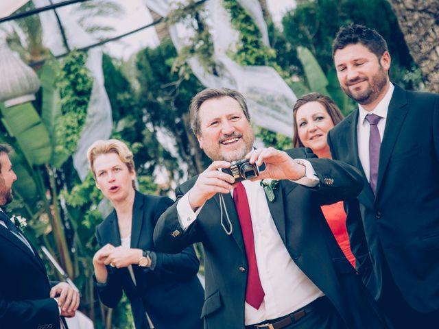 La boda de Pablo y Lidón en Benicàssim/benicasim, Castellón 9