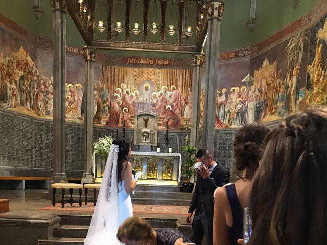 La boda de Luis y Sara  en Blanes, Girona 2