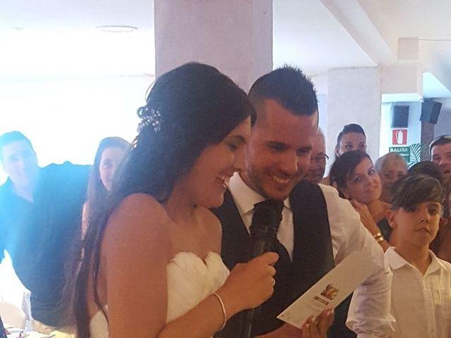 La boda de Luis y Sara  en Blanes, Girona 12