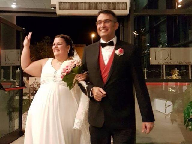 La boda de Vicente y Marbett