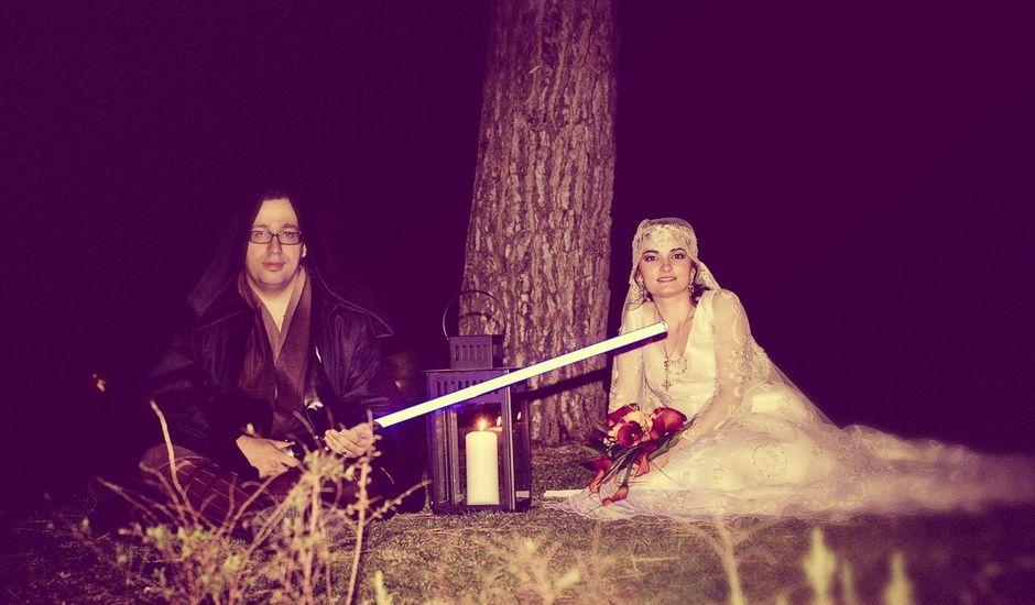La boda de Elena y Juanma en Valladolid, Valladolid