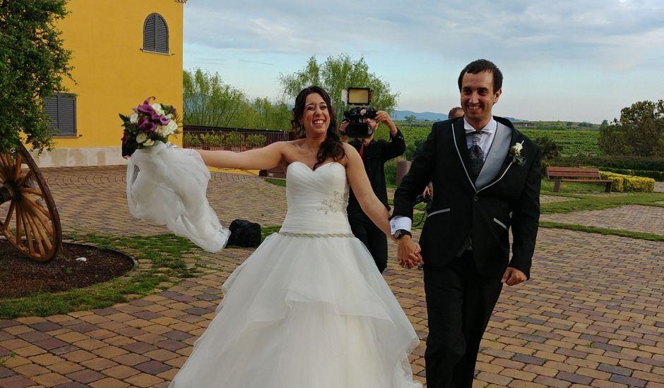 La boda de Nuria y Miguel Angel en Masquefa, Barcelona