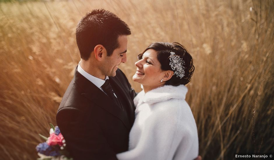 la boda de iván y sara en alcazar de san juan, ciudad real - bodas