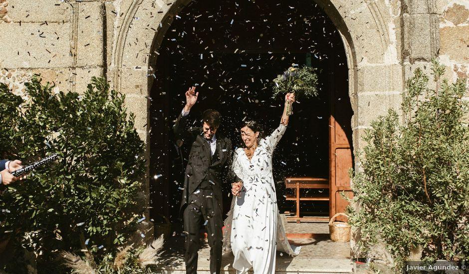 La boda de Jaime y Fátima en Jarandilla, Cáceres