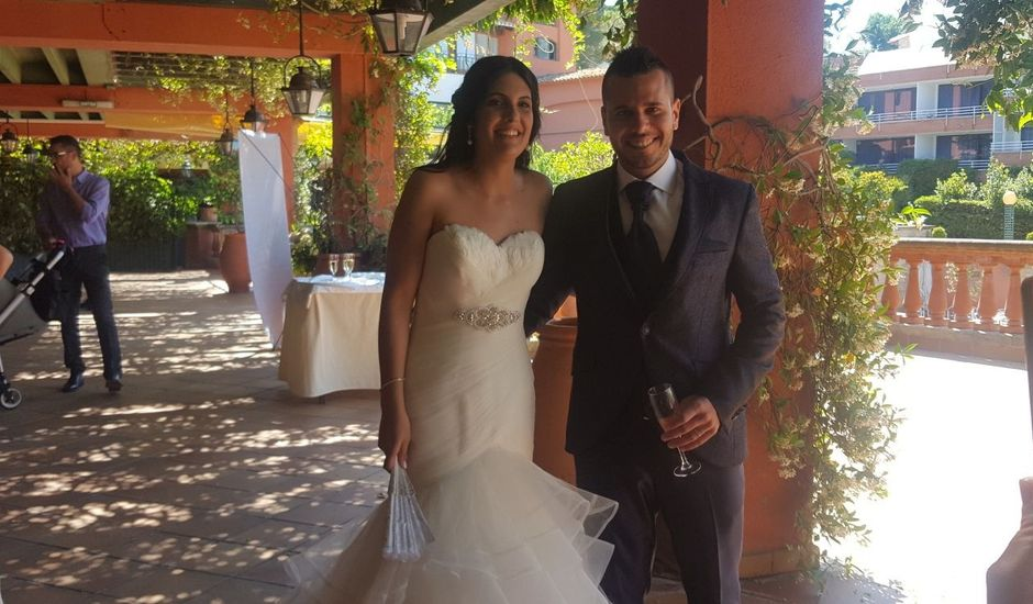 La boda de Luis y Sara  en Blanes, Girona