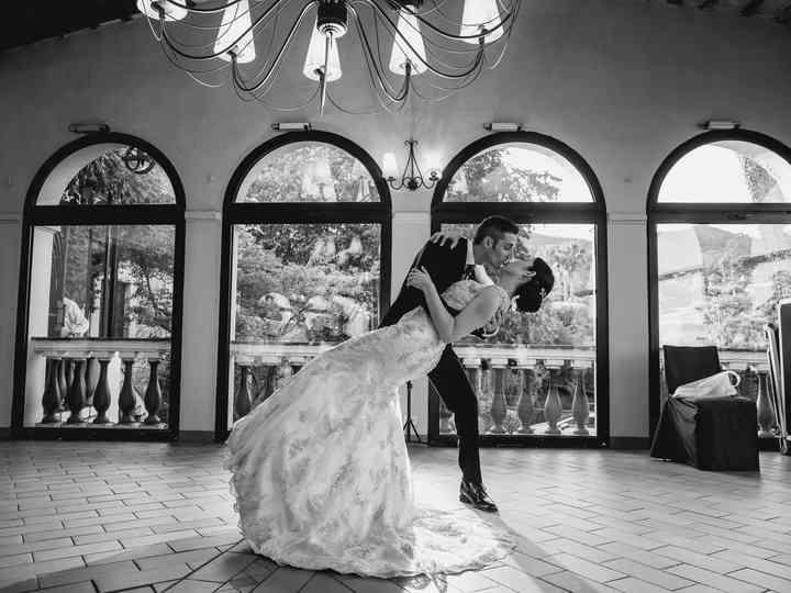 La boda de Sara y David