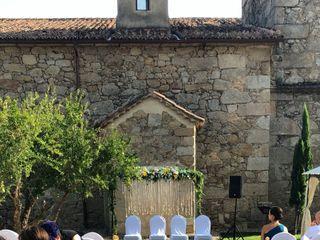 La boda de Águeda y Javier 1