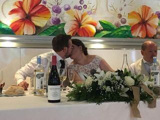 La boda de Conchy y Héctor