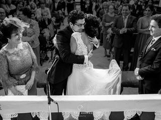 La boda de Miguel Ángel y Beatriz