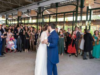 La boda de Elena y Santi