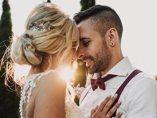 La boda de Lis y Brais